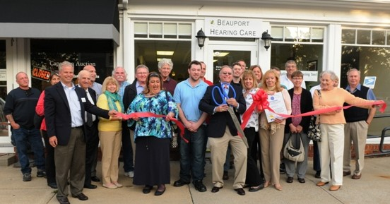 Grand Opening Ribbon Cutting, October 13, 2015.